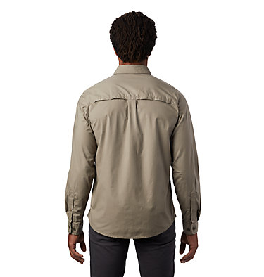 Men's J Tree™ Long Sleeve Shirt J Tree™ Long Sleeve Shirt | 004 | M, Dunes, back