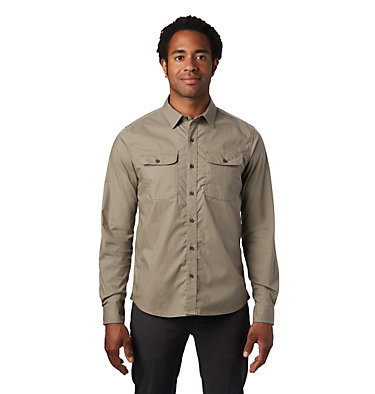 Men's J Tree™ Long Sleeve Shirt J Tree™ Long Sleeve Shirt | 004 | M, Dunes, front