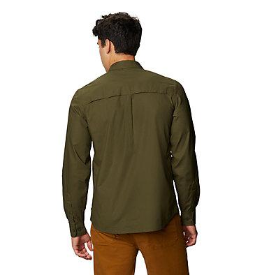Men's J Tree™ Long Sleeve Shirt J Tree™ Long Sleeve Shirt | 304 | L, Dark Army, back