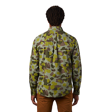 Men's J Tree™ Long Sleeve Shirt J Tree™ Long Sleeve Shirt | 801 | L, Field Camo, back