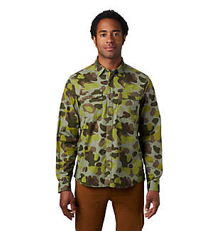 Men's J Tree™ Long Sleeve Shirt