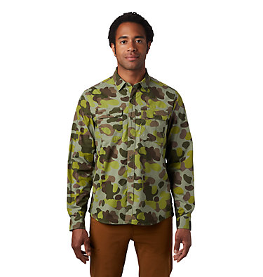 Men's J Tree™ Long Sleeve Shirt J Tree™ Long Sleeve Shirt | 801 | L, Field Camo, front
