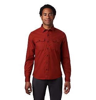 Chemise à manches longues J Tree™ Homme