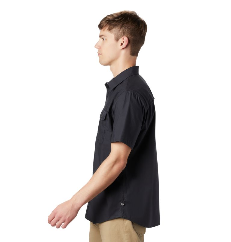 J Tree™ Short Sleeve Shirt | 004 | S Men's J Tree™ Short Sleeve Shirt, Dark Storm, a1