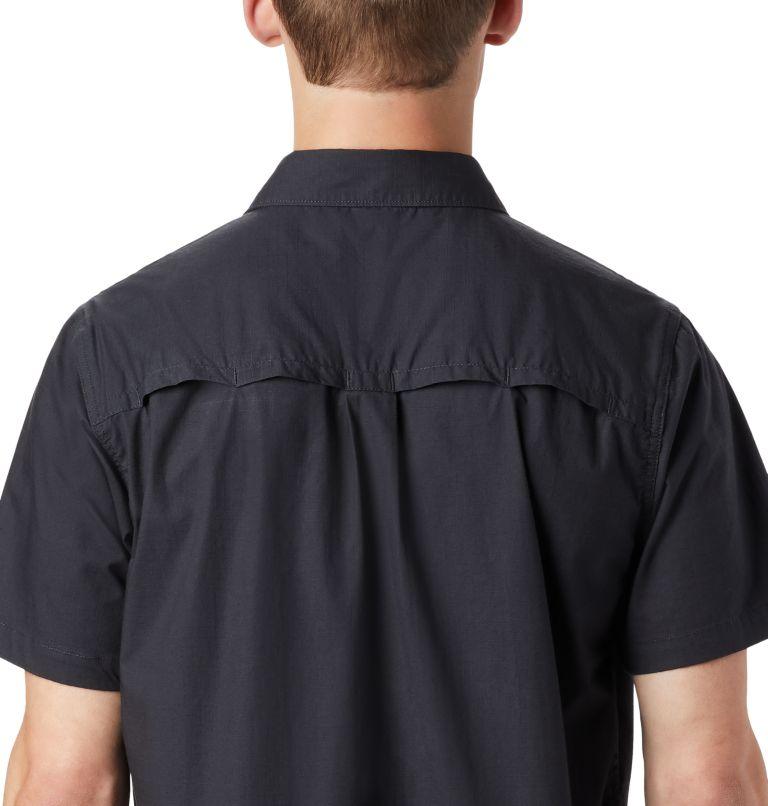 J Tree™ Short Sleeve Shirt | 004 | XL Men's J Tree™ Short Sleeve Shirt, Dark Storm, a3