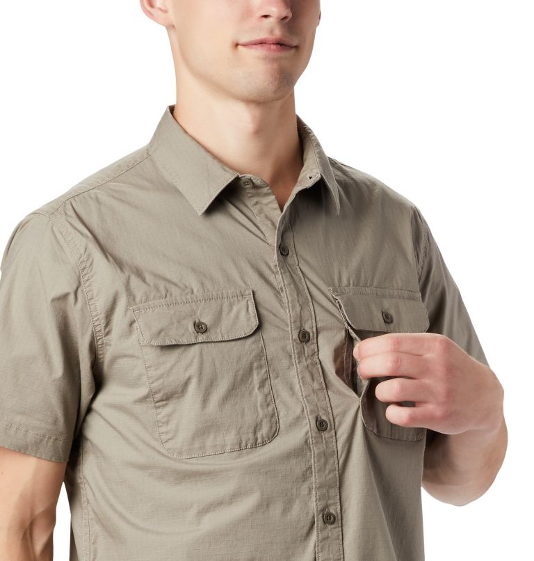 J Tree™ Short Sleeve Shirt | 262 | XL Men's J Tree™ Short Sleeve Shirt, Dunes, a2