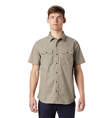 Men's J Tree™ Short Sleeve Shirt J Tree™ Short Sleeve Shirt | 004 | L, Dunes, front