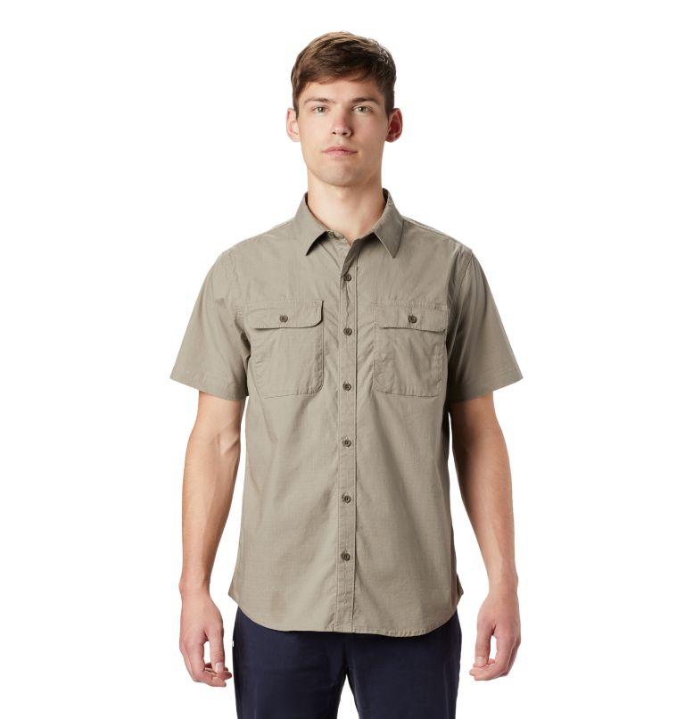 J Tree™ Short Sleeve Shirt | 262 | L Men's J Tree™ Short Sleeve Shirt, Dunes, front