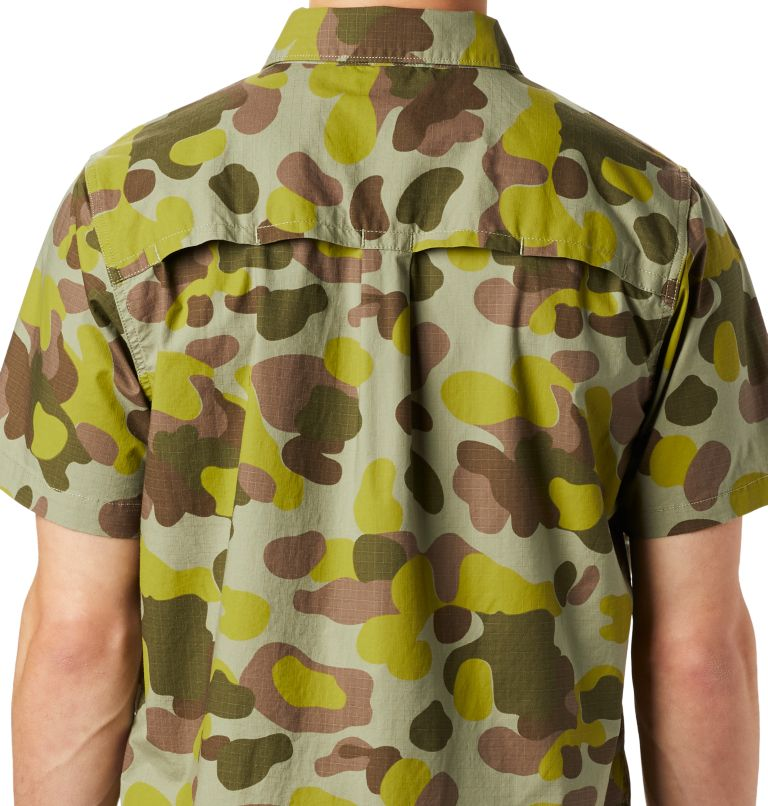 J Tree™ Short Sleeve Shirt | 355 | XXL Men's J Tree™ Short Sleeve Shirt, Field Camo, a2