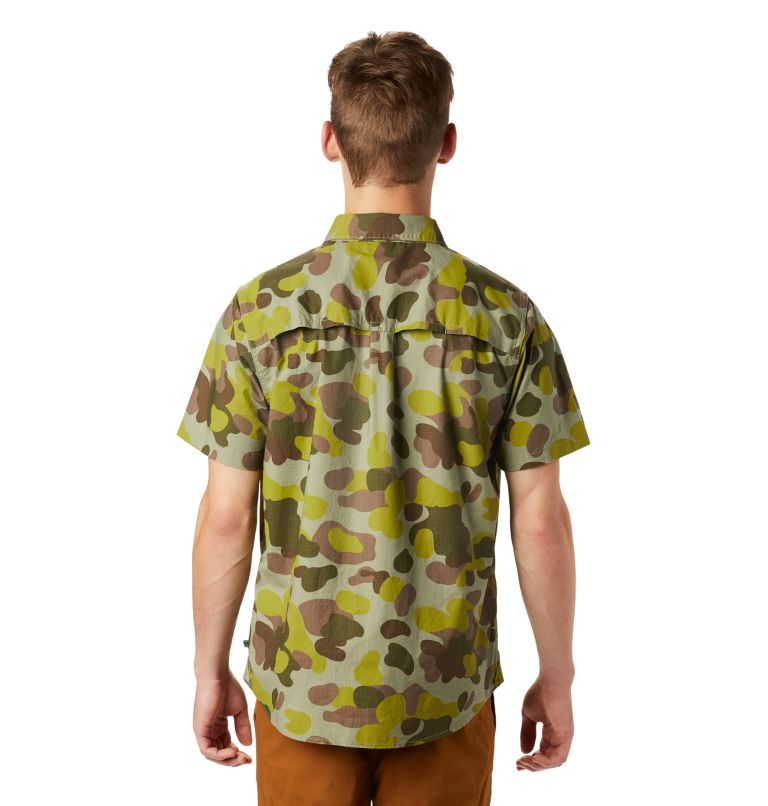 J Tree™ Short Sleeve Shirt | 355 | XXL Men's J Tree™ Short Sleeve Shirt, Field Camo, back