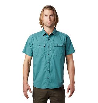 Mountain Hardwear J Tree Men's Short Sleeve Shirt