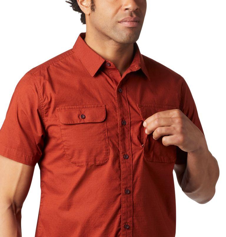 J Tree™ Short Sleeve Shirt | 801 | XXL Men's J Tree™ Short Sleeve Shirt, Rusted, a1