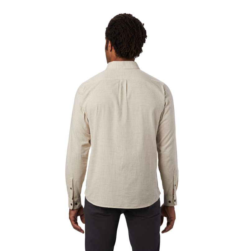Men's Crystal Valley™ Long Sleeve Shirt Men's Crystal Valley™ Long Sleeve Shirt, back