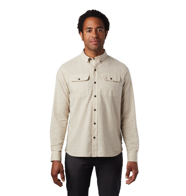 Men's Crystal Valley™ Long Sleeve Shirt Men's Crystal Valley™ Long Sleeve Shirt, front