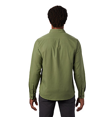 Men's Crystal Valley™ Long Sleeve Shirt Crystal Valley™ Long Sleeve Shirt | 164 | L, Field, back