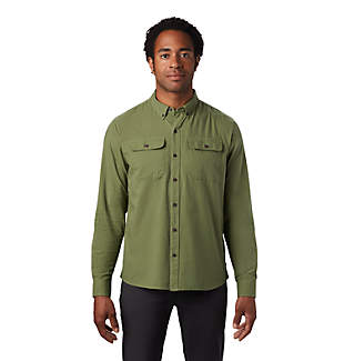 Men's Crystal Valley™ Long Sleeve Shirt