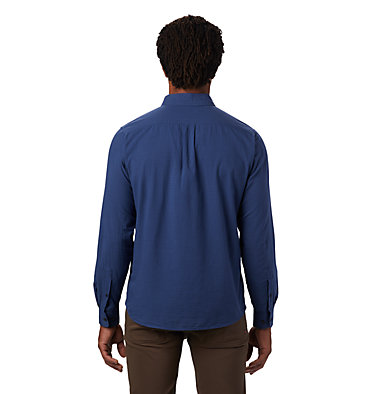 Men's Crystal Valley™ Long Sleeve Shirt Crystal Valley™ Long Sleeve Shirt | 164 | L, Better Blue, back