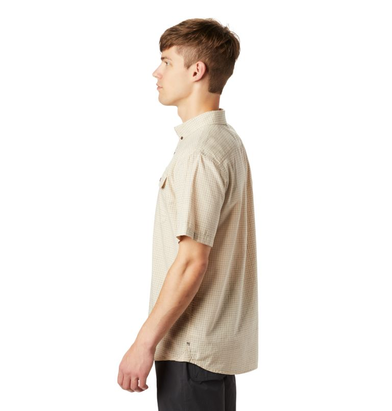 Crystal Valley™ Short Sleeve Shirt | 164 | XXL Men's Crystal Valley™ Short Sleeve Shirt, Lightlands, a1