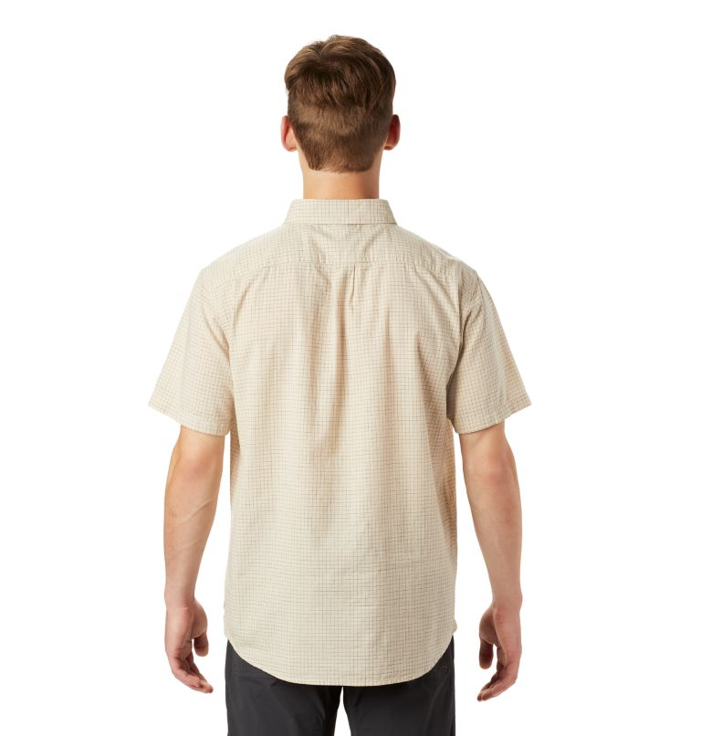 Crystal Valley™ Short Sleeve Shirt | 164 | M Men's Crystal Valley™ Short Sleeve Shirt, Lightlands, back