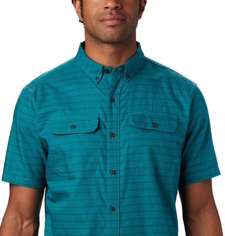 Crystal Valley™ Short Sleeve Shirt | 345 | L Men's Crystal Valley™ Short Sleeve Shirt, Vivid Teal, a1