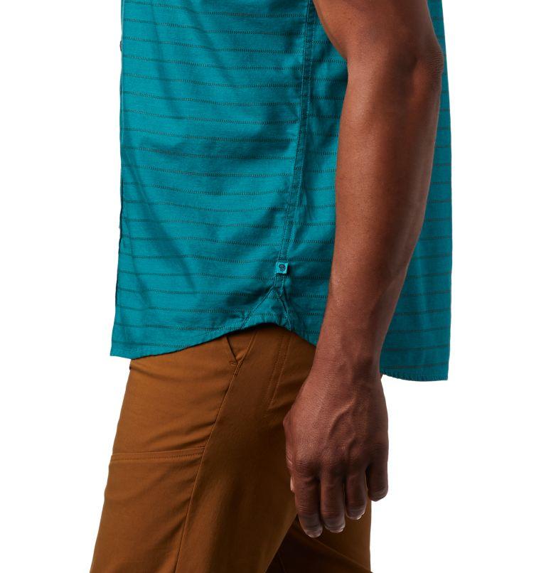 Crystal Valley™ Short Sleeve Shirt | 345 | L Men's Crystal Valley™ Short Sleeve Shirt, Vivid Teal, a2