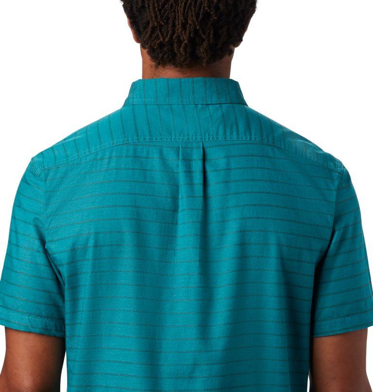 Crystal Valley™ Short Sleeve Shirt | 345 | L Men's Crystal Valley™ Short Sleeve Shirt, Vivid Teal, a3