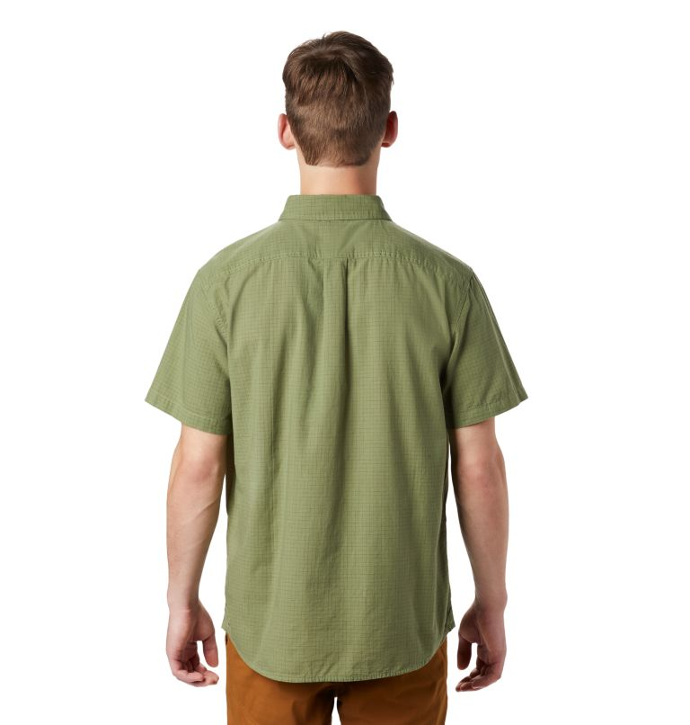Crystal Valley™ Short Sleeve Shirt   354   XXL Men's Crystal Valley™ Short Sleeve Shirt, Field, back