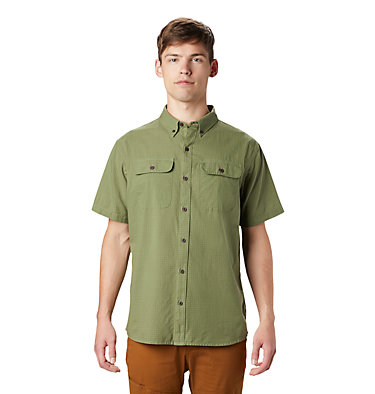 Men's Crystal Valley™ Short Sleeve Shirt Crystal Valley™ Short Sleeve Shirt | 164 | L, Field, front