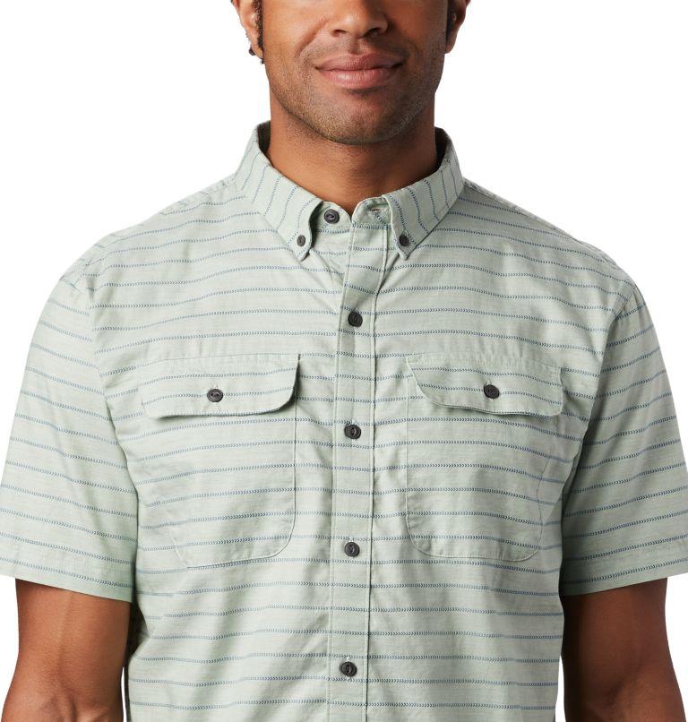 Crystal Valley™ Short Sleeve Shirt | 372 | XXL Men's Crystal Valley™ Short Sleeve Shirt, Glacial Mint, a1
