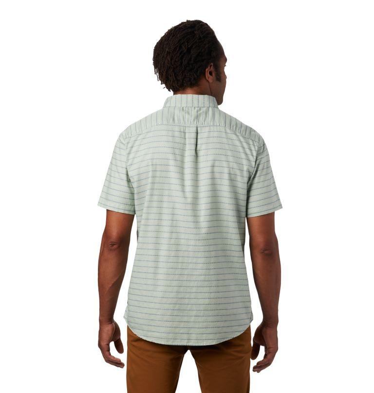 Crystal Valley™ Short Sleeve Shirt | 372 | XXL Men's Crystal Valley™ Short Sleeve Shirt, Glacial Mint, back