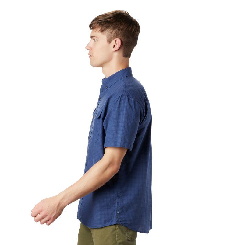 Crystal Valley™ Short Sleeve Shirt | 452 | M Men's Crystal Valley™ Short Sleeve Shirt, Better Blue, a1
