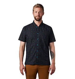 Men's Hand/Hold™ Printed Short Sleeve Shirt