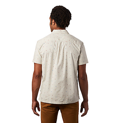Men's Hand/Hold™ Printed Short Sleeve Shirt Hand/Hold™ Printed Short Sleeve Shirt | 005 | L, Lightlands Cam Print, back