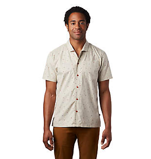 Men's Hand/Hold™ Printed Short Sleeve Shirt