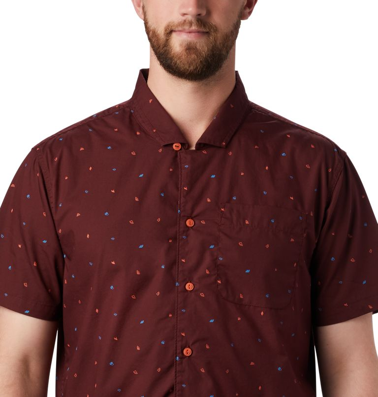 Men's Hand/Hold™ Printed Short Sleeve Shirt Men's Hand/Hold™ Printed Short Sleeve Shirt, a1