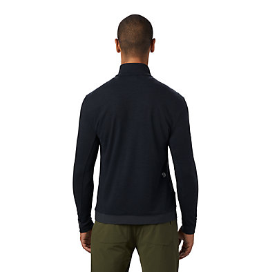 Men's Cragger/2 Long Sleeve 1/2 Zip Cragger/2™ Long Sleeve 1/2 Zip | 452 | L, Dark Storm, back