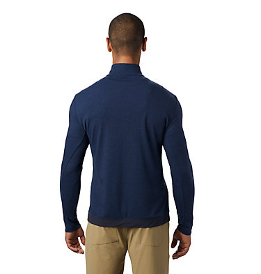 Men's Cragger/2 Long Sleeve 1/2 Zip Cragger/2™ Long Sleeve 1/2 Zip | 452 | L, Better Blue, back