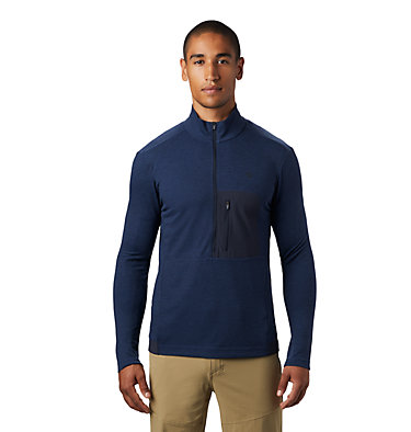 Men's Cragger/2 Long Sleeve 1/2 Zip Cragger/2™ Long Sleeve 1/2 Zip | 452 | L, Better Blue, front