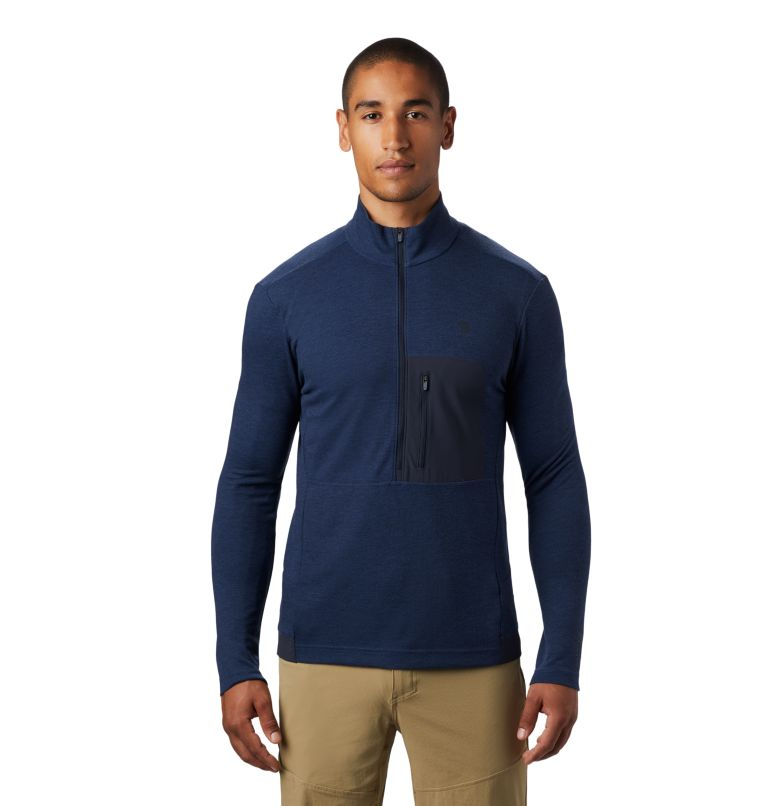 Men's Cragger/2 Long Sleeve 1/2 Zip Men's Cragger/2 Long Sleeve 1/2 Zip, front
