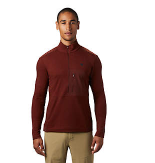 Men's Cragger/2™ Long Sleeve 1/2 Zip