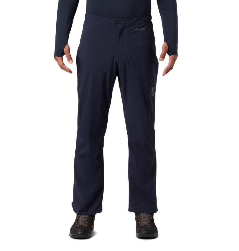 Exposure/2™ Gore-Tex Paclite® Stretch Pa | 406 | M Men's Exposure/2™ Gore-Tex Paclite® Stretch Pant, Dark Zinc, front