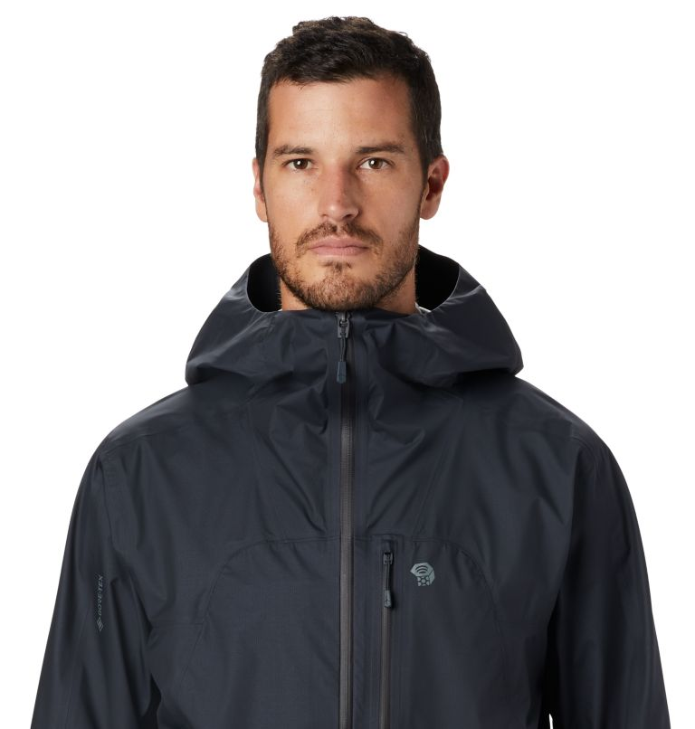 Exposure/2™ Gore-Tex® Paclite Plus Jacke | 004 | S Men's Exposure/2™ Gore-Tex Paclite® Plus Jacket, Dark Storm, a1