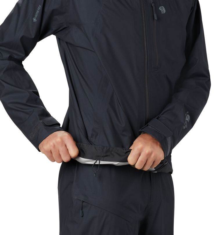 Exposure/2™ Gore-Tex® Paclite Plus Jacke | 004 | M Men's Exposure/2™ Gore-Tex Paclite® Plus Jacket, Dark Storm, a3