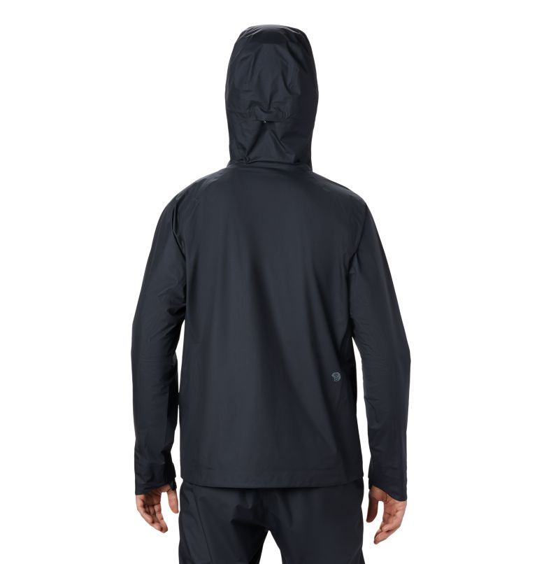 Exposure/2™ Gore-Tex® Paclite Plus Jacke | 004 | XXL Men's Exposure/2™ Gore-Tex Paclite® Plus Jacket, Dark Storm, back