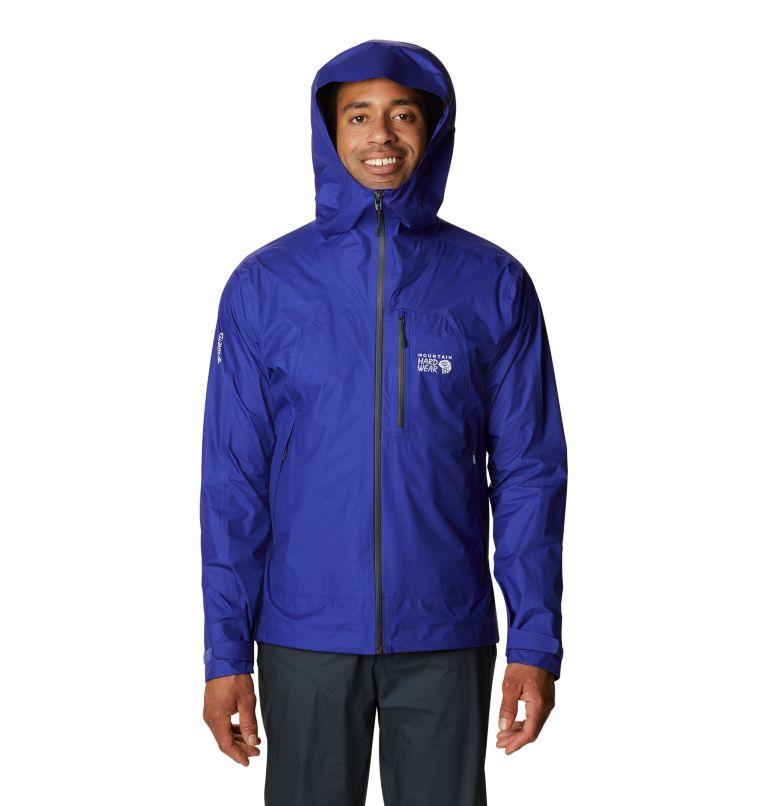 Exposure/2™ Gore-Tex Paclite® Plus Jacke | 503 | L Men's Exposure/2™ Gore-Tex PACLITE® Plus Jacket, Klein Blue, front