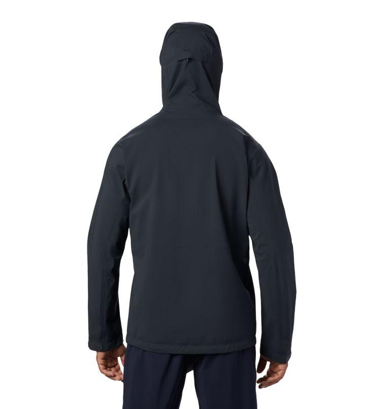 Exposure/2™ Gore-Tex Paclite Stretch Ano | 004 | M Men's Exposure/2™ Gore-Tex Paclite® Stretch Anorak, Dark Storm, back