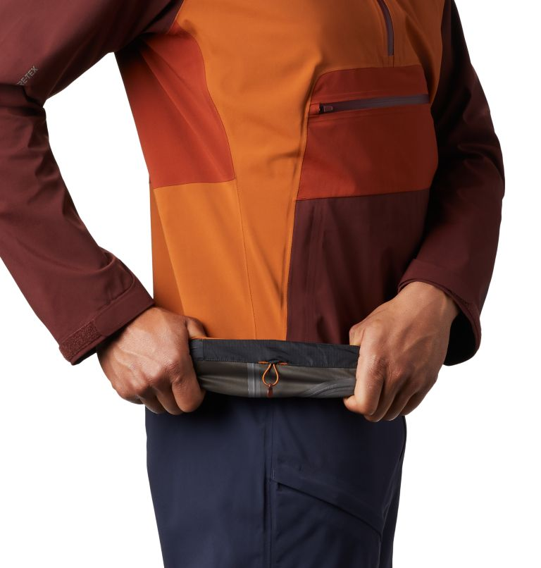 Men's Exposure/2™ Gore-Tex Paclite® Stretch Anorak Men's Exposure/2™ Gore-Tex Paclite® Stretch Anorak, a5