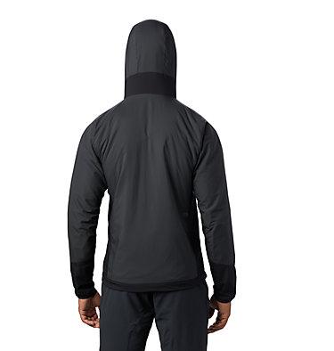 Men's Kor Cirrus™ Hybrid Hoody Kor Cirrus™ Hybrid Hoody | 233 | L, Dark Storm, back