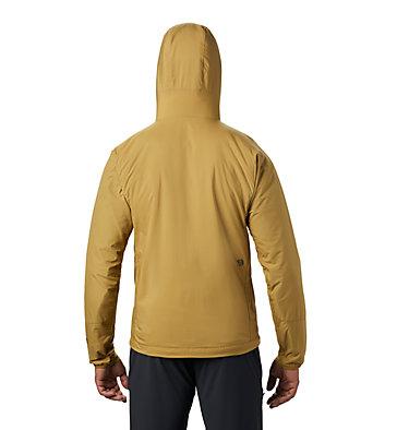 Men's Kor Cirrus™ Hybrid Hoody Kor Cirrus™ Hybrid Hoody | 233 | L, Dark Bolt, back