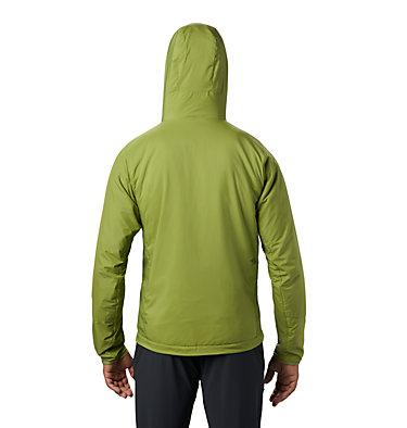Men's Kor Cirrus™ Hybrid Hoody Kor Cirrus™ Hybrid Hoody | 233 | L, Just Green, back